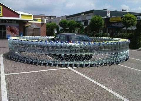 迷惑駐車にイライラしてる方!