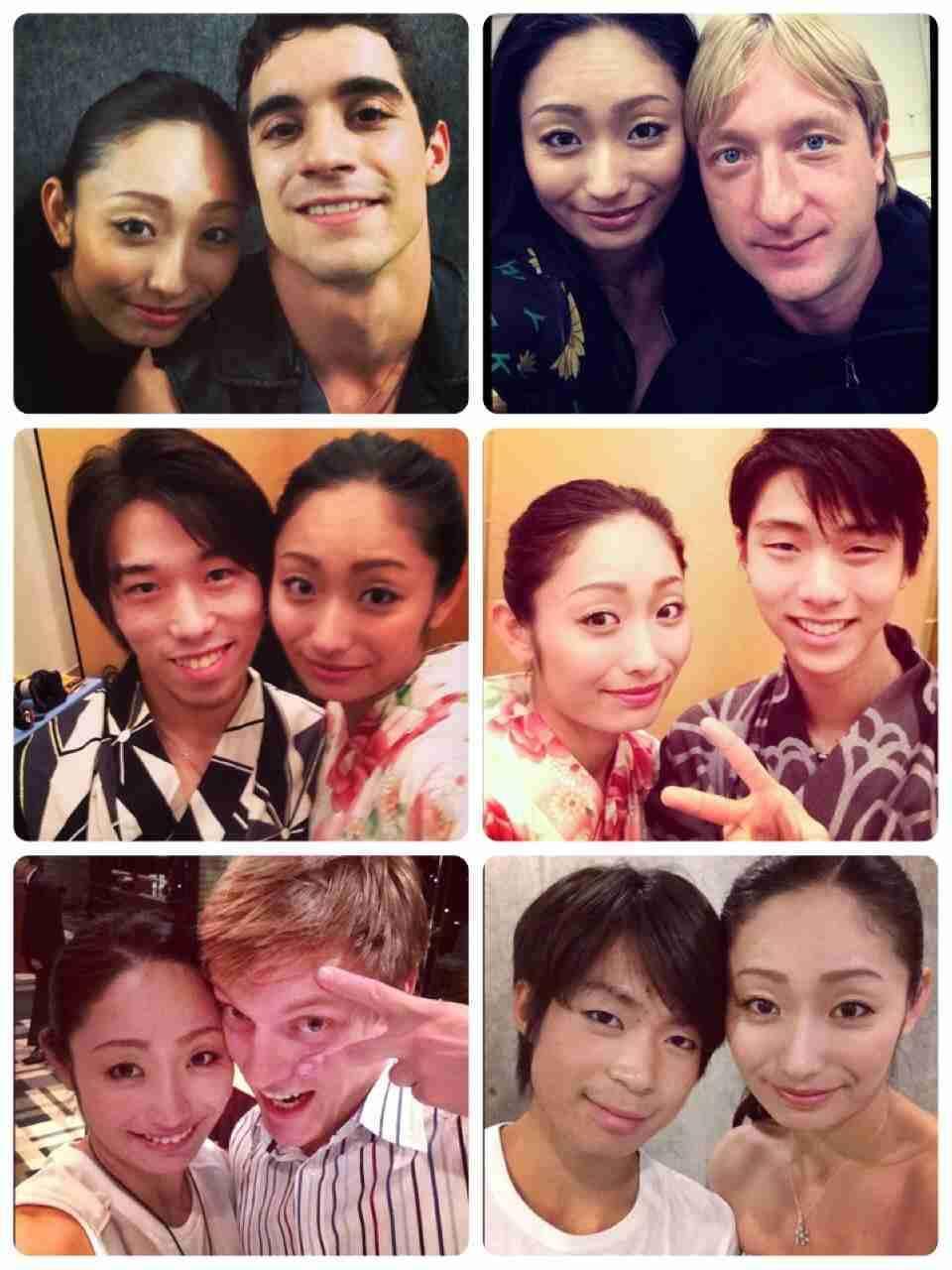 安藤美姫、チャン・グンソクとの2ショットに「顔が近すぎる」と大ブーイング