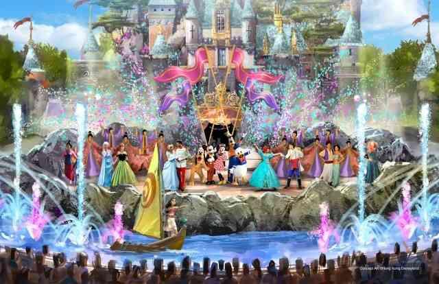 【ディズニー速報】香港ディズニーランドにアナ雪&マーベルエリア誕生! お城も建て替え?大リニューアル詳細発表(1/3) - ディズニー特集 -ウレぴあ総研