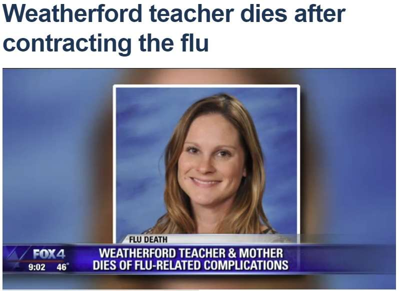 【海外発!Breaking News】「薬が高いから」と購入を躊躇した2児の母、インフルエンザで死亡(米) | Techinsight(テックインサイト)|海外セレブ、国内エンタメのオンリーワンをお届けするニュースサイト