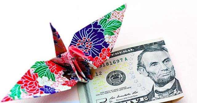 海外のホテルでチップの上に折り鶴を置いて外出したら部屋に驚くべき物が置かれていた! | Lenon