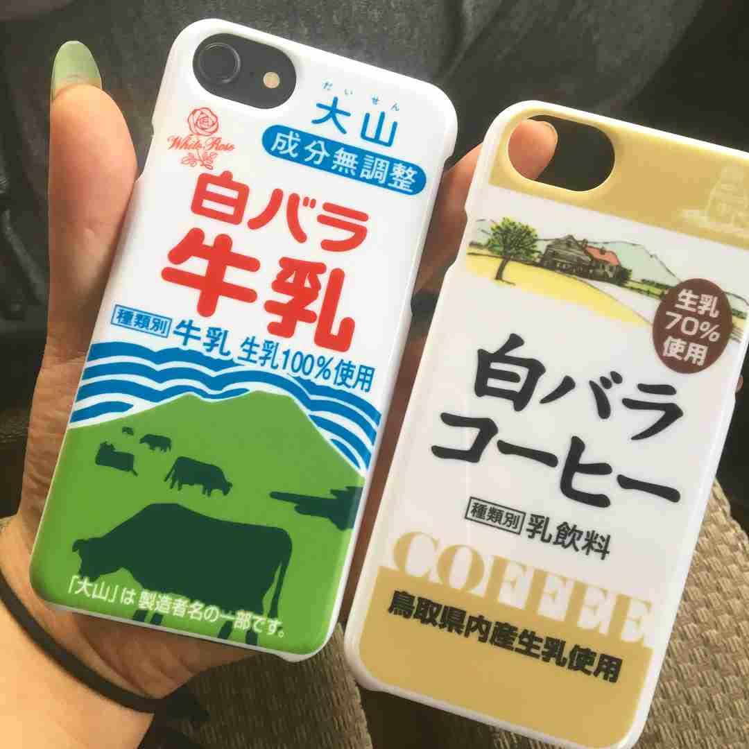 イモト、鳥取県民のソウル牛乳こと「白バラ牛乳」Tシャツ着用 ピチピチ&ムキムキな姿が話題に