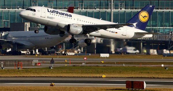 ルフトハンザ航空の旅客機で地図上に「独島」 乗客の指摘で修正