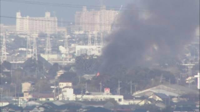 自衛隊ヘリコプターが墜落か 佐賀 神埼 | NHKニュース