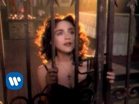 Madonna - Like A Prayer (Official Music Video) - YouTube