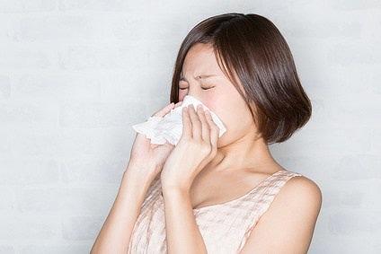 鼻炎で苦しんでいる方