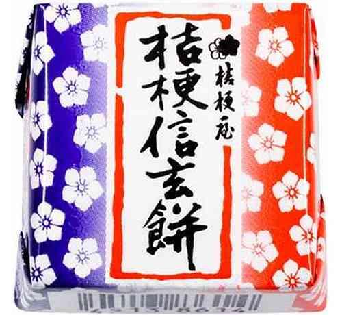 リアルに再現「チロルチョコ<桔梗信玄餅>」 | Narinari.com