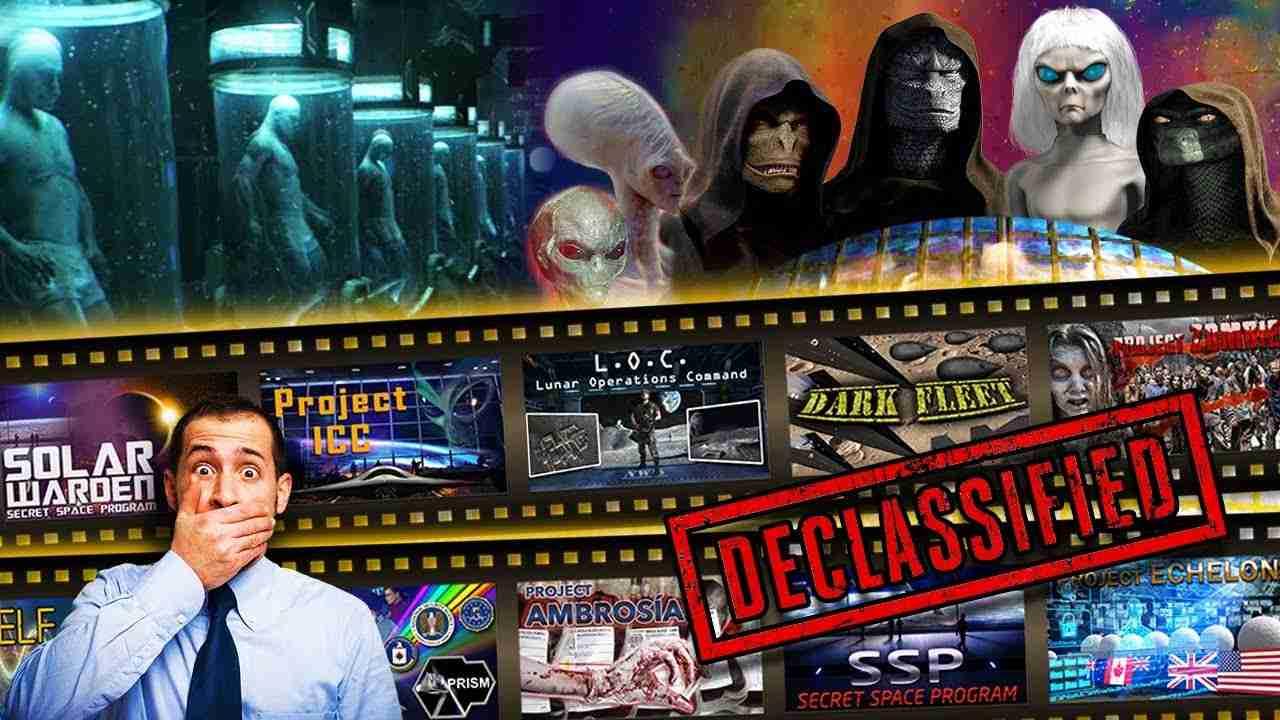 アルシオン・プレヤデス67:秘密宇宙計画SSP、軍事的拉致Milab、ソーラー・ワーデン、地下基地の機密解除 - YouTube