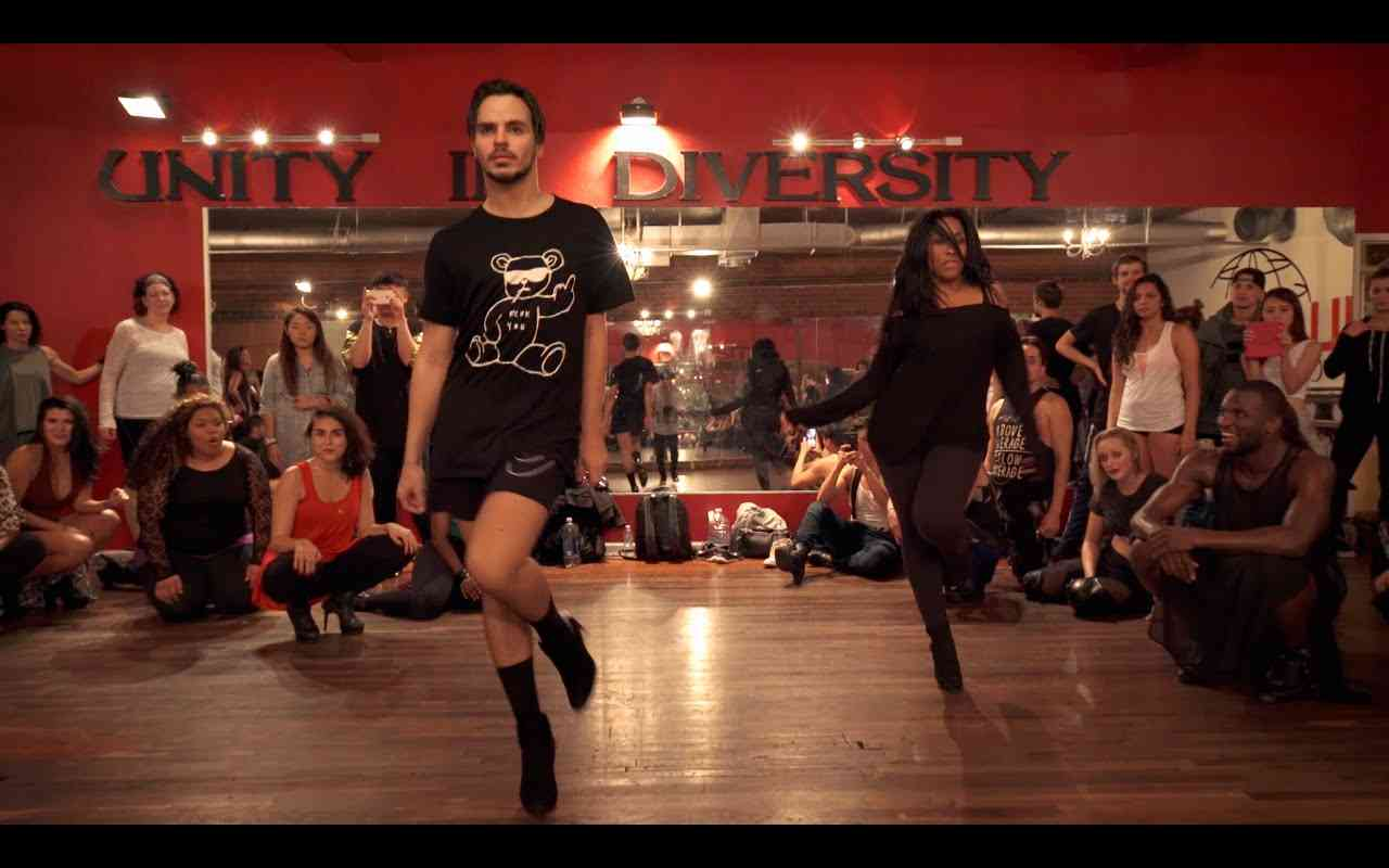 "YANIS MARSHALL & AISHA FRANCIS HEELS CHOREOGRAPHY ""FREAKUM DRESS"" BEYONCE. MILLENIUM LOS ANGELES - YouTube"