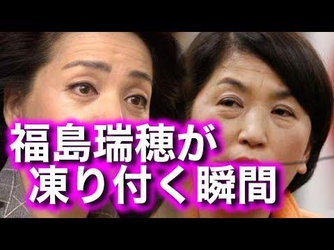 櫻井よしこが問い詰め、福島瑞穂を完全黙らせた瞬間!4:00から4秒間黙っちゃったw - YouTube