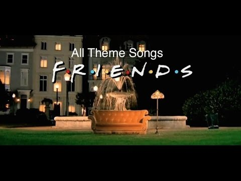 Friends - All Intro's 1994-2004 - YouTube