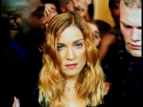 Madonna - Drowned World / Substitute For Love - YouTube