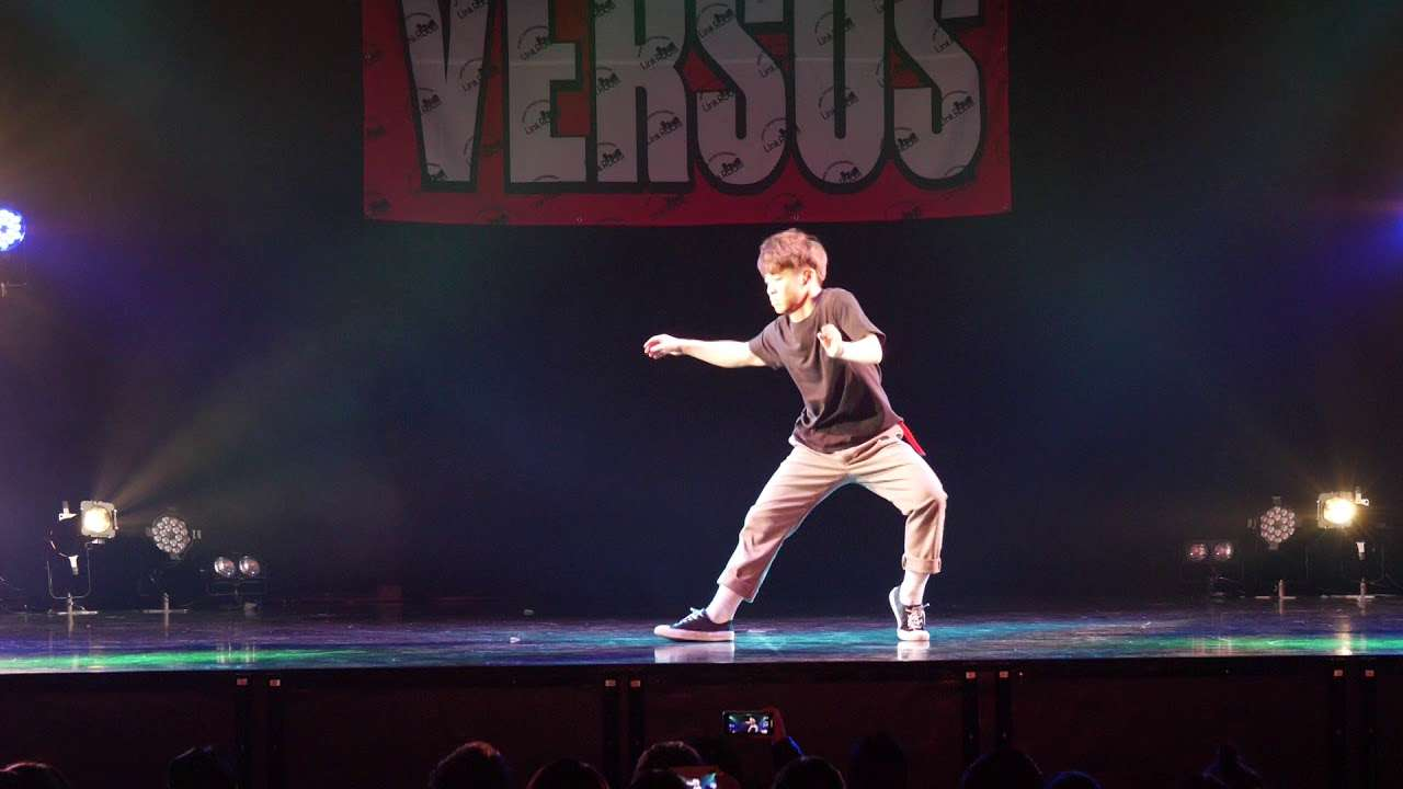 Show-hey スーパーVERSUS vol.5 2017年ゆく年くる年SP!! DANCE SHOWCASE - YouTube