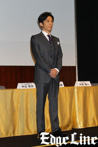 高橋一生&斎藤工、エプロン姿で料理の腕前披露