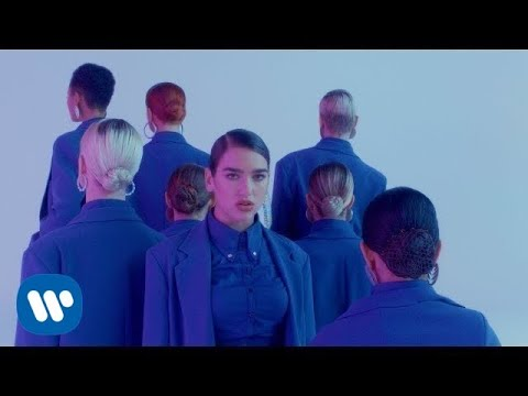 Dua Lipa - IDGAF (Official Music Video) - YouTube