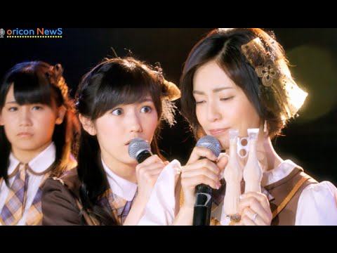 大人AKB48 塚本まり子卒業 まゆゆが早ツッコミ 『グリコ パピコTV-CM』 - YouTube