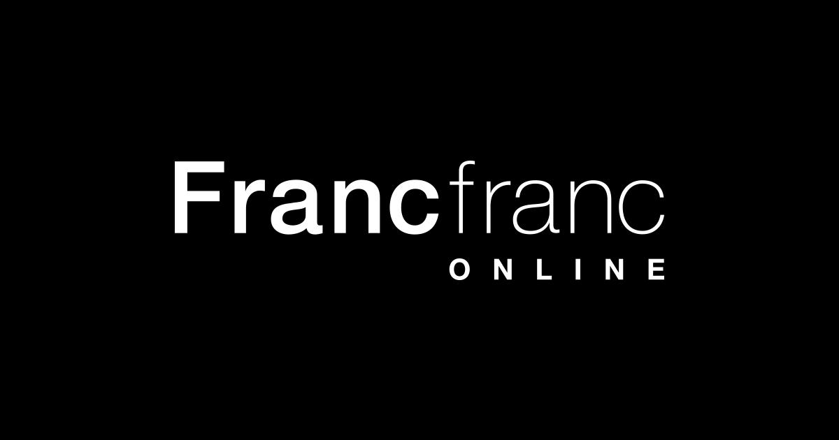 レーヴ バニティポーチ S ブラック(ブラック) Francfranc(フランフラン)公式サイト|家具、インテリア雑貨、通販