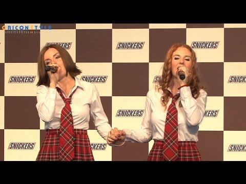 t.A.T.u 10年ぶりにアノ問題曲を熱唱 - YouTube