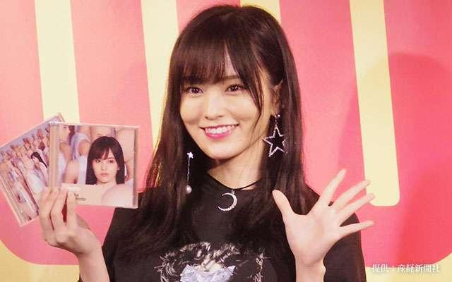 NMB48山本彩が川栄李奈のすっぴんを公開 「これ、誰!?」と騒然  –  grape [グレイプ]