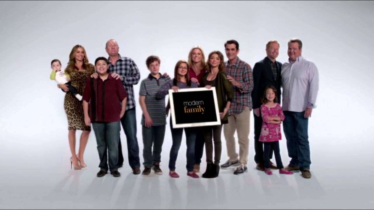 Modern Family Intros - All Seasons - YouTube