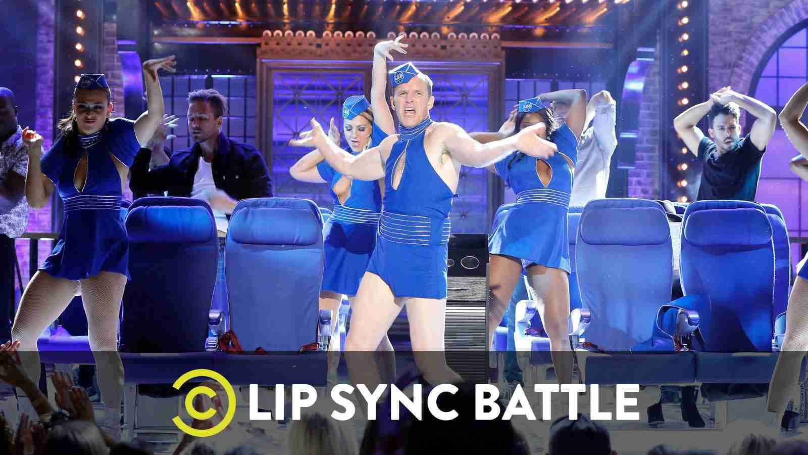 Lip Sync Battle - Clark Gregg - YouTube
