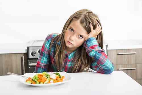小さい時から偏食だけど今のところ健康な人
