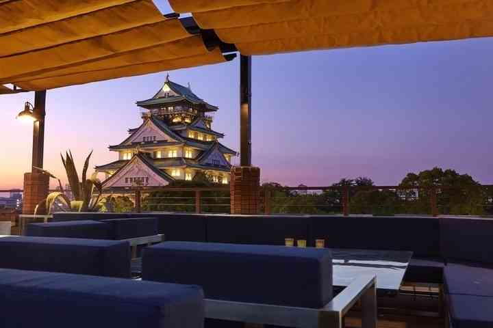 大阪城を眺めながらBBQを楽しめる!期間限定レストランがOPEN - Yahoo! BEAUTY