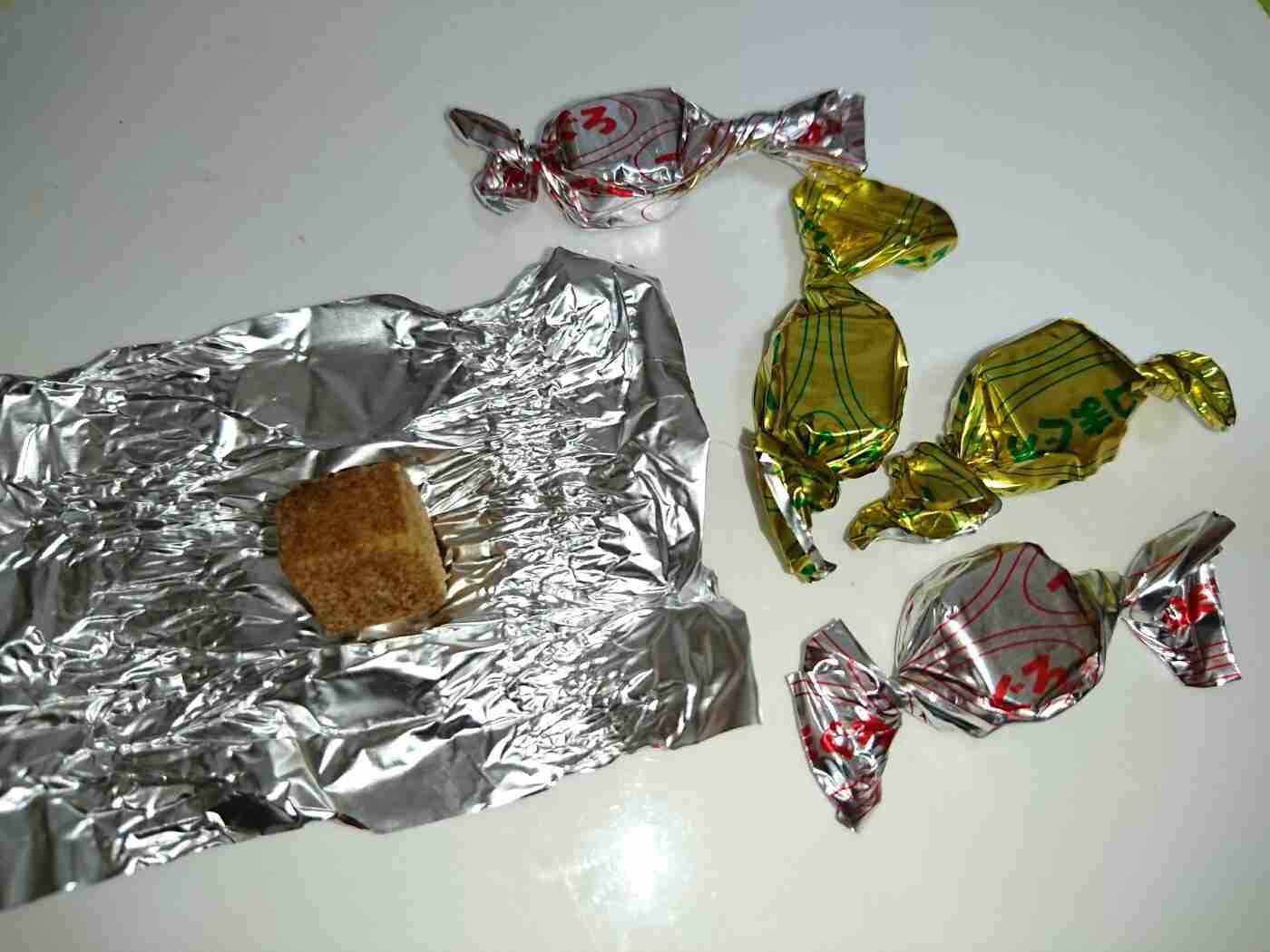 おじいちゃんおばあちゃん家、または実家によくあったお菓子
