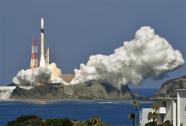 【情報収集衛星】情報収集衛星の打ち上げ成功 約30センチの高解像度、北朝鮮の監視強化へ - 産経ニュース