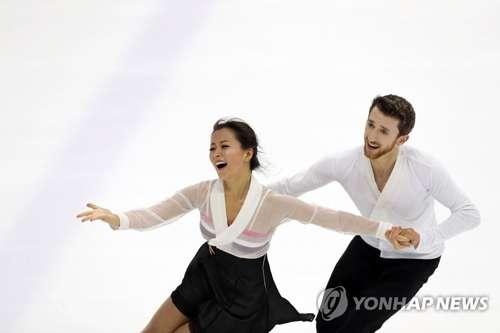 アイスダンス韓国代表 曲中歌詞「独島」の可否を国際スケート連盟に確認 - ライブドアニュース