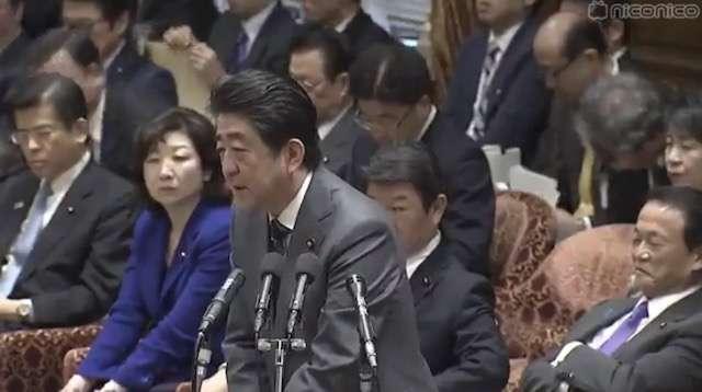 安倍総理が、報道犯罪を行い悪質な印象操作を行った朝日新聞に苦言「報道が間違えた原因を私のせいにするのはおかしい」(※動画)  |  Share News Japan