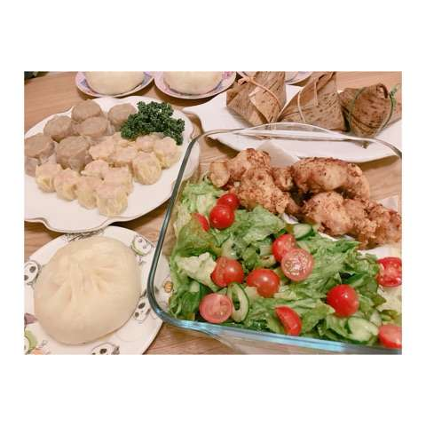 辻希美、夕食を