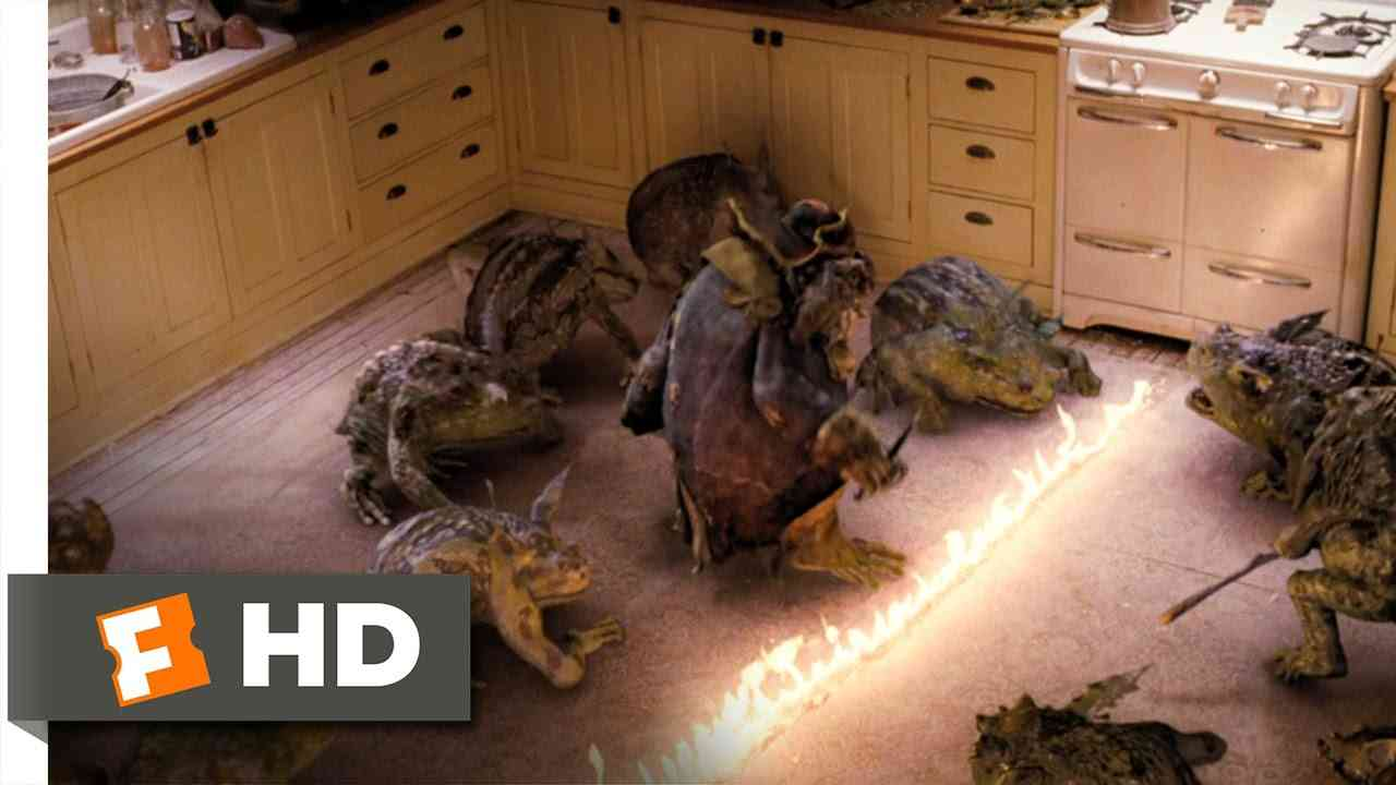 The Spiderwick Chronicles (7/9) Movie CLIP - Oven Bomb (2008) HD - YouTube