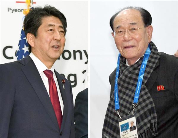 安倍晋三首相が北朝鮮の金永南最高人民会議常任委員長に拉致被害者全員の帰国要求 - 産経ニュース