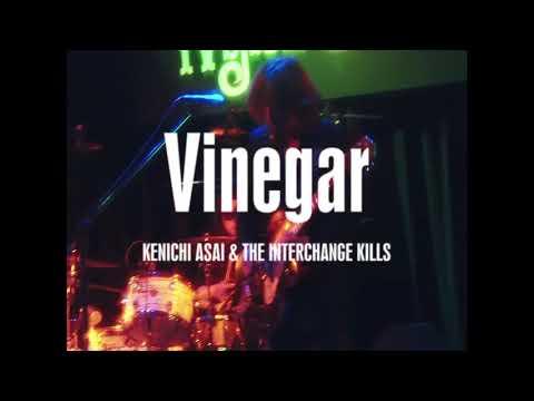 浅井健一 & THE INTERCHANGE KILLS 『Vinegar』MUSIC VIDEO(Short Ver.) - YouTube
