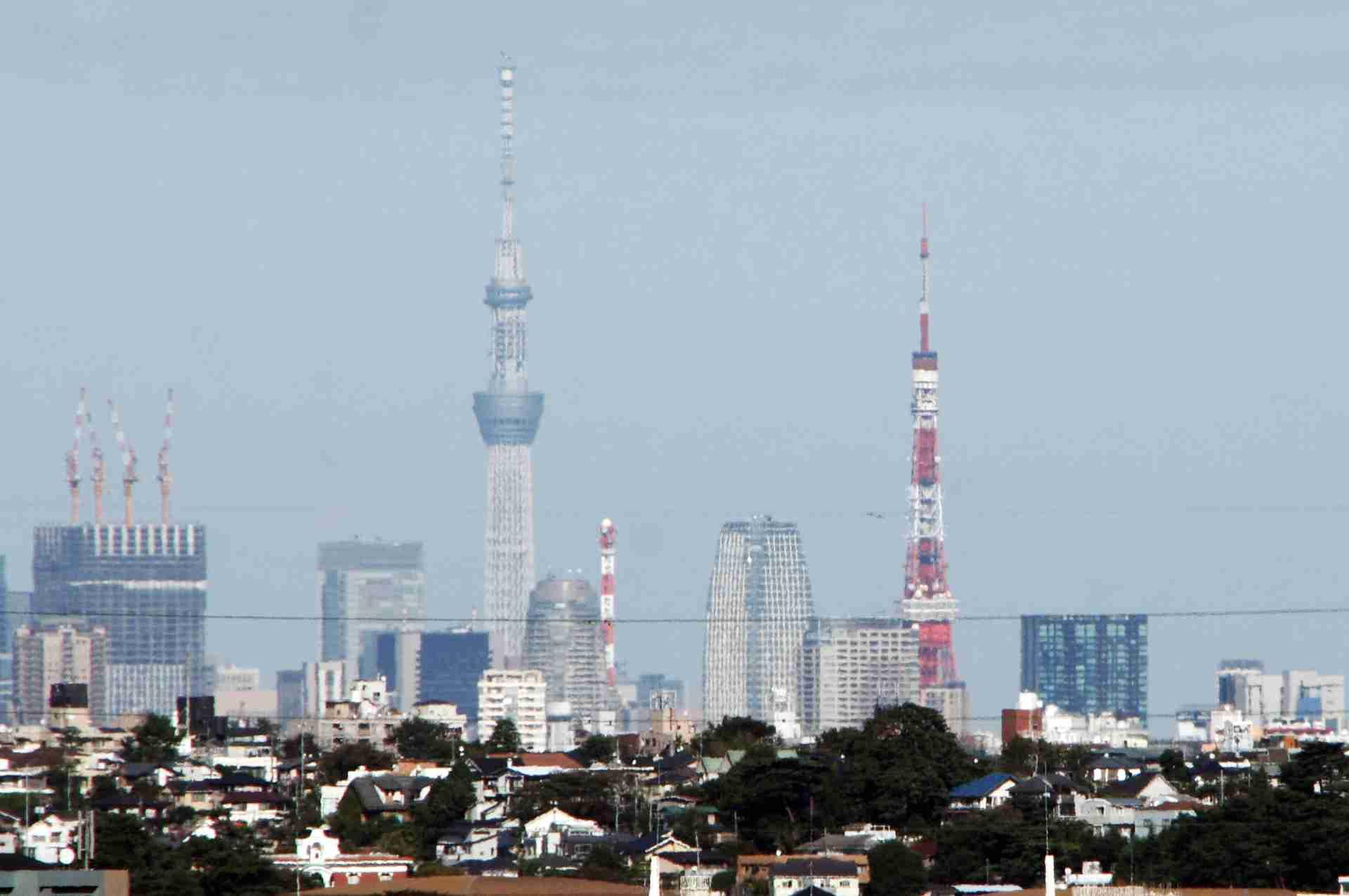 東京から連想するものは何?