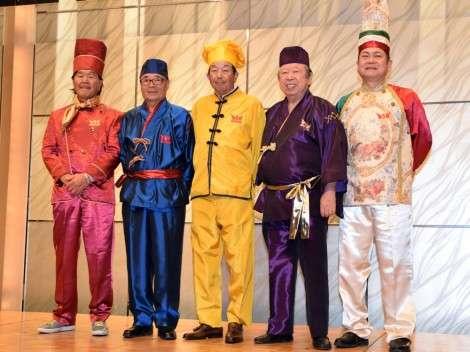 『料理の鉄人』が同窓会 道場六三郎ら、鉄人シェフが19年ぶり集結
