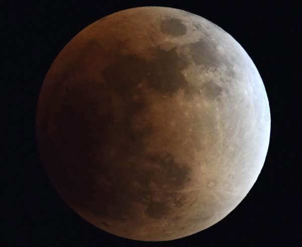 皆既月食&スーパームーンが災害呼ぶ? 専門家が関連性指摘 (日刊ゲンダイDIGITAL) - Yahoo!ニュース