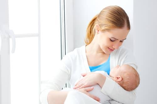 母乳の詰まり