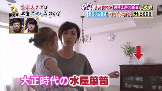 辺見えみり 松田賢二と離婚へ! 周囲には報告済み、近く発表