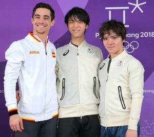 【実況・感想】平昌オリンピック2018 フィギュアスケート男子 フリー