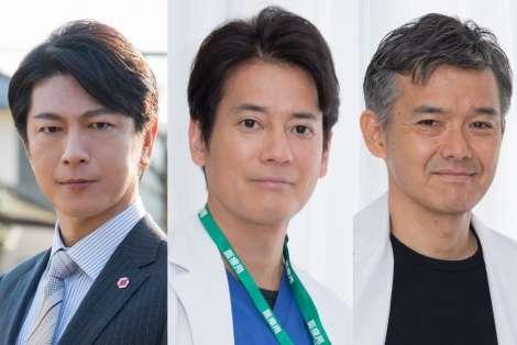 唐沢寿明、12年ぶり医師役 『がん消滅の罠』をドラマ化