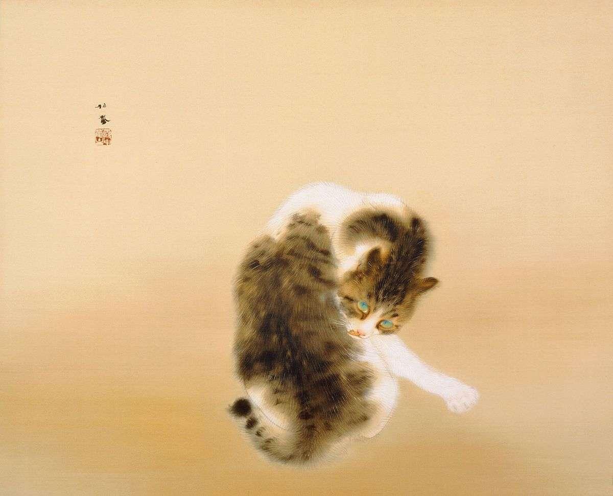 日本猫 - Wikipedia