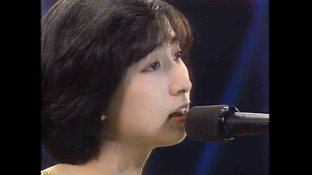 岡村孝子 「Believe」(Live in CONIFER FOREST '90) - YouTube