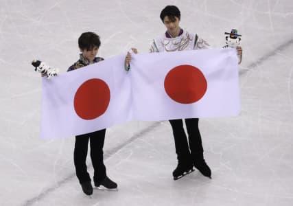 羽生結弦、金メダル取材での「国旗は下に置けない」発言に日本中で称賛の声 - ネタりか