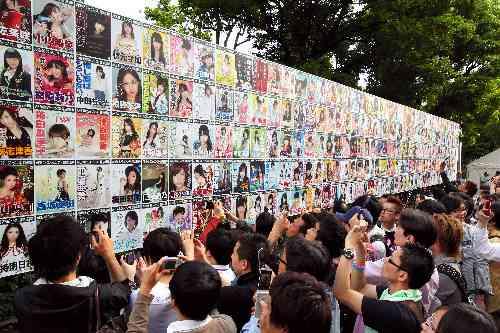 朝日新聞デジタル:「僕が支えなきゃ」貯金53万円で2700票 - おすすめ記事〈AKB48総選挙特集〉
