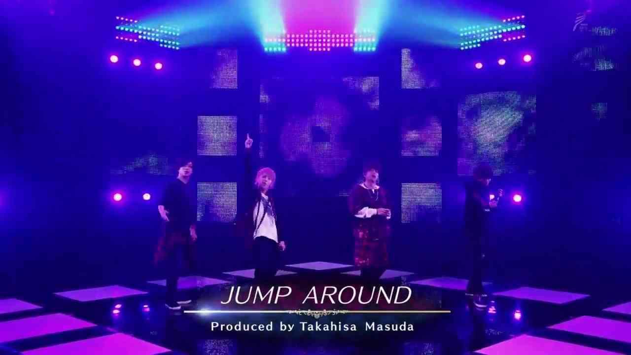 NEWS JUMP AROUND 少プレ 20171117 - YouTube