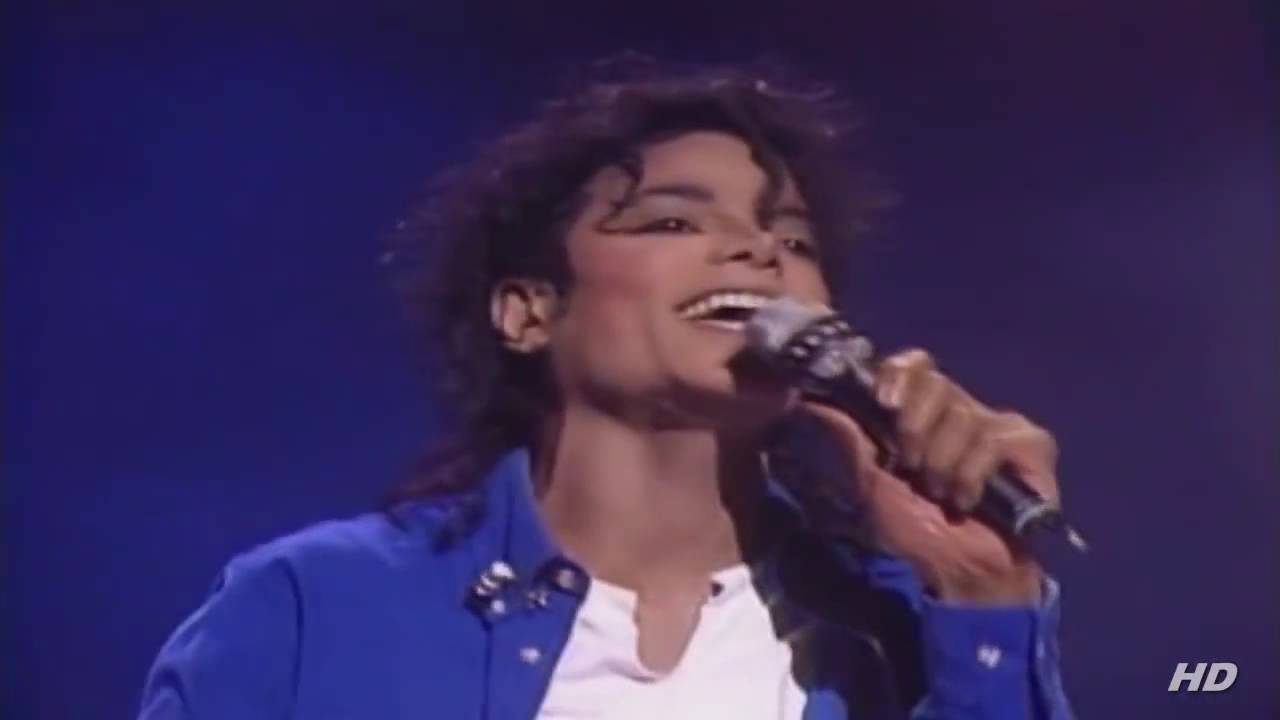 Michael Jackson - Man In The Mirror | Grammy Awards 1988 (HD) - YouTube