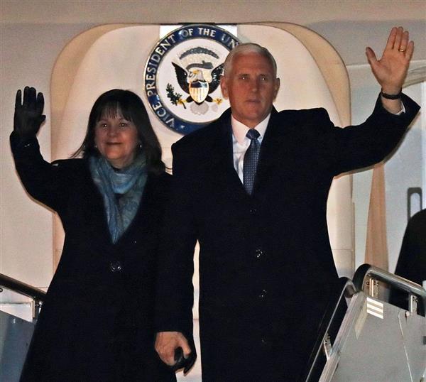 ペンス米副大統領が来日 対北圧力確認へ - 産経ニュース
