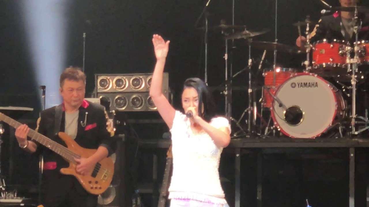 広瀬香美 / ロマンスの神様~+2音上げ Zepp DivetCity Tokyo 公演 (Winter Tour 2018) - YouTube